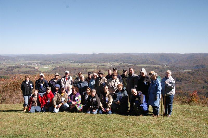7th West Virginia Cavalry Descendants Reunion, 2006