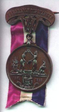 WV Veteran Medal